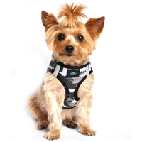 American River Dog Harness Camouflage