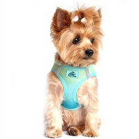 American River Dog Harness Ombre