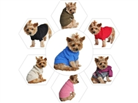 Combed Cotton Turtleneck Dog Sweater Sizes 3-100#