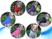 Doggie Design Flex-Fit Pullover Dog Hoodie