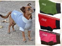 Doggie Design Highline Fleece Dog Coat