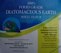 D-Earth Food Grade 5#-10# & 50# Bags