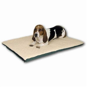 K&H Heated Dog Bed Ortho Thermo Dog Bed
