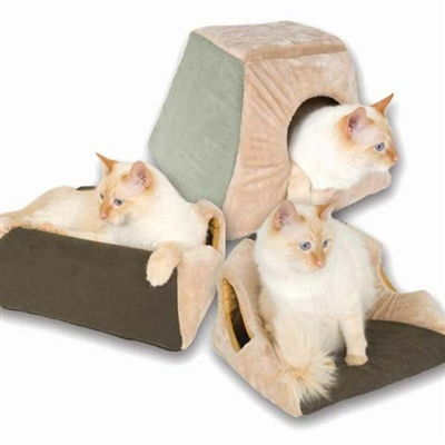 "Thermo Kitty Cabin 16"" x 16"" x 13"""