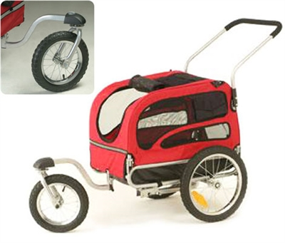 Solvit Jogging/Stroller Kit