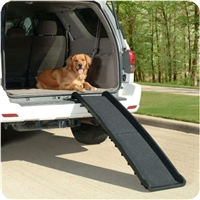Solvit Dog Ramp - Ultralite Bi-fold Pet Ramp
