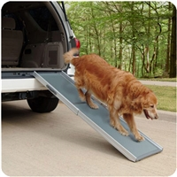 Dog ramp - Deluxe Telescoping & XLg Pet Ramp by Solvit