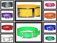 Sunglo Waterproof Nylon Dog Collar