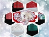 Holiday Plush Dog Blanket