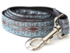 Calligraphy Dog Leash by Diva Dog