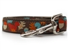 Squirrel! Dog Leash by Diva Dog