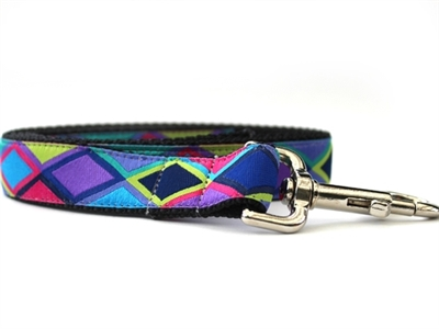 Tanzania Dark Nylon Dog Leash