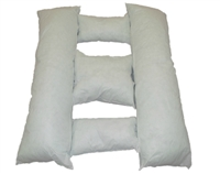 Bessie and Barnie Pillow Insert Made in the USA