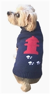 Dallas Dogs Fire Hydrant Sweater