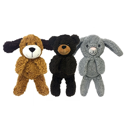 "Multipet AromaDog Rescue 9"" Fleece Man"
