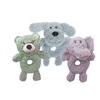 "Rescue Dog AromaDog Fleece Ring-Body - 9.5"" Lavender Scented"