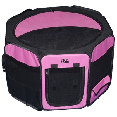 Collapsible Soft Sided Dog Exercise Pen